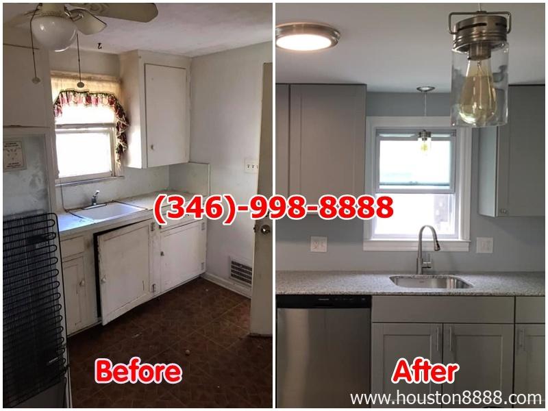 Sửa nhà bếp, remodeling nhà bếp, remodeling nhà ở và cơ sở thương mại ở Houston Texas